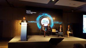 Andreu Fargas, conferència SWAN 2018